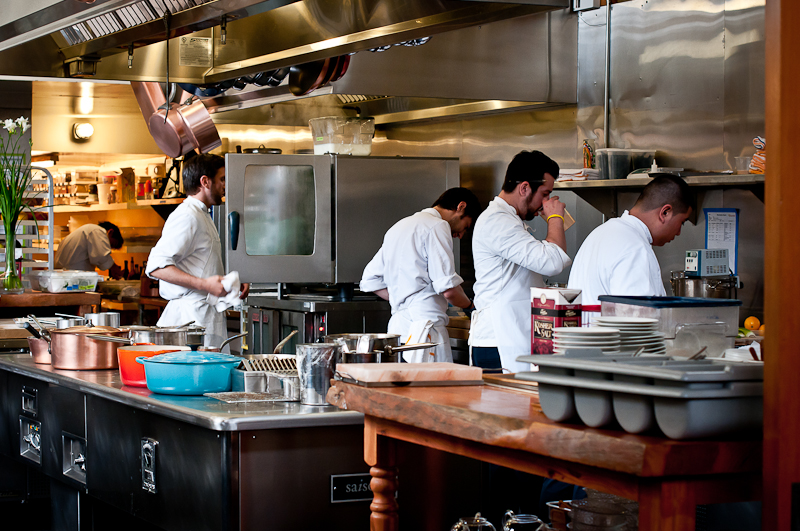 Restaurant Kitchen Photography shooting the kitchen — exploring the culinary world